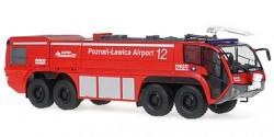 Iveco Magirus Super Dragon X8 Straz Airport Poznan