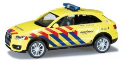 Audi Q3 Ambulance Niederlande