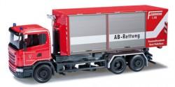 Scania R WLF AB-Rettung Feuerwehr Paderborn