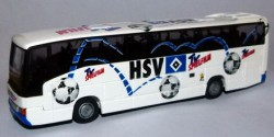 Mercedes Benz O 404 RHD Mannschaftsbus HSV 1999-2000