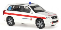 Suzuki Grand Vitara Emergenza Sanitaria Italien