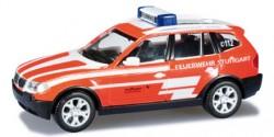 BMW X3 ELW Feuerwehr Stuttgart
