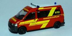 VW T5 GW Mess Feuerwehr Stuttgart-Birkach