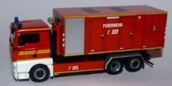 MAN TGS WLF Feuerwehr München