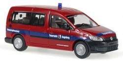 VW Caddy Katastrophenschutz Feuerwehr Augsburg