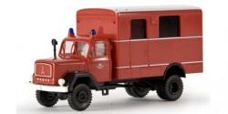 Magirus Eckhauber Generatorwagen Feuerwehr Berlin