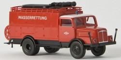 IFA S4000-1 SKW 14 Wasserrettung Feuerwehr