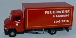 Mercedes Benz T2 Vario Logistik LKW Feuerwehr Hamburg