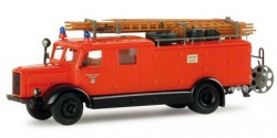 Mercedes Benz Eckhauber LF 25 Feuerwehr Itzehoe