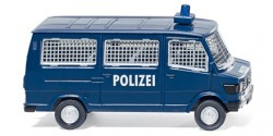 Mercedes Benz 207 D GKW Bundespolizei