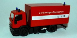 Iveco Eurotech GW Nachschub Feuerwehr