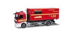 Mercedes Benz Actros M WLF Umweltschutz Feuerwehr Dortmund