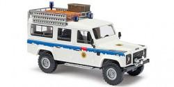 Land Rover Defender Bergwacht Hessen
