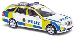 Mercedes Benz E-Klasse T-Modell Polizei Schweden
