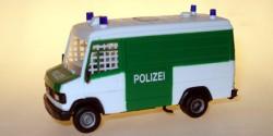 Mercedes Benz 609 D Polizei