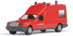 Mercedes Benz W 124 Miesen Feuerwehr KTW