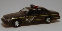 Ford Crown Victoria - Nr. 14 - Ohio State Police