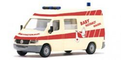 Mercedes Benz Sprinter DRK Baby-Notarztwagen