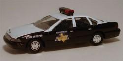 Chevrolet Caprice - Nr. 9 - Texas Highway Patrol