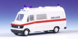 Mercedes Benz 207 D Ambulance RTW