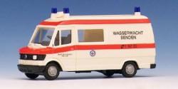Mercedes Benz 207 D Wasserwacht Senden