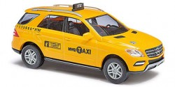 Mercedes Benz ML Taxi New York