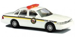 Ford Crown Victoria - Nr. 33 - North Dakota State Patrol