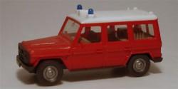 Mercedes Benz G-Modell Feuerwehr ELW