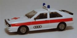Audi Quattro DRK NEF weiss