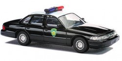 Ford Crown Victoria - Nr. 35 - Wyoming Highway Patrol