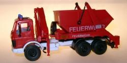 Mercedes Benz Container Feuerwehr