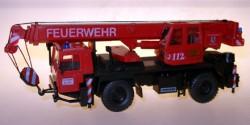 Liebherr Feuerwehr-Kran 2 Achsen