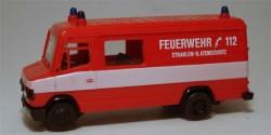Mercedes Benz 507 D Feuerwehr Strahlen- und Atemschutz
