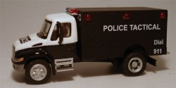 International Harvester Police Tactical