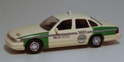 Ford Crown Victoria Taxi Chicago