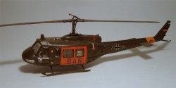 Bell UH-1D Bundeswehr SAR Hubschrauber