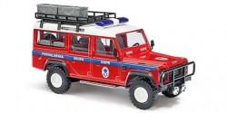 Land Rover Defender Bergrettungsdienst Polen