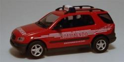 Mercedes Benz M-Klasse Feuerwehr Salzburg ELW