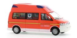 VW T5 Hornis Silver Ambulanz KBA Norderstedt