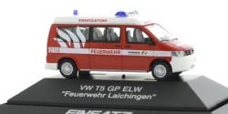 VW T5 ELW Feuerwehr Laichingen