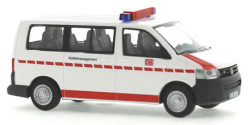 VW T5 Notfallmanagement Deutsche Bahn Stuttgart