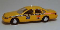 Chevrolet Caprice Metro Taxi