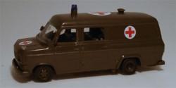 Ford Transit Bundeswehr Ambulanz
