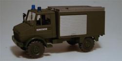 Mercedes Benz Unimog Bundeswehr Feuerwehr