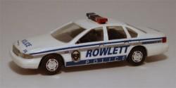 Chevrolet Caprice Rowlett Police