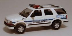 Chevrolet Blazer Santa Monica Police - Harbour Patrol