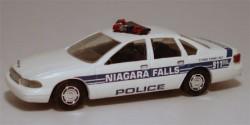 Chevrolet Caprice Niagara Falls Police Street Crime Unit