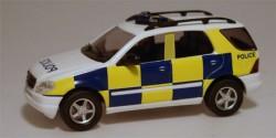 Mercedes Benz M-Klasse Polizei England