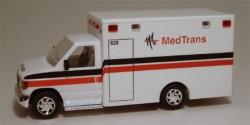 Ford E-350 MedTrans Ambulanz