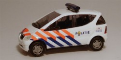 Mercedes Benz A-Klasse Polizei Niederlande